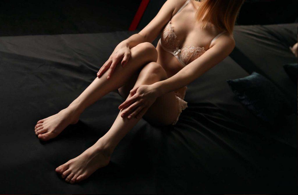 Kira erotic massage in Prague
