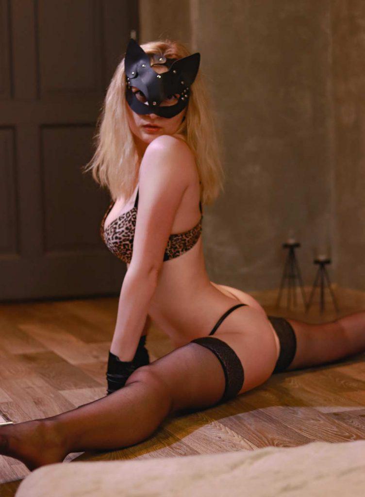 Masha erotic massage in Prague