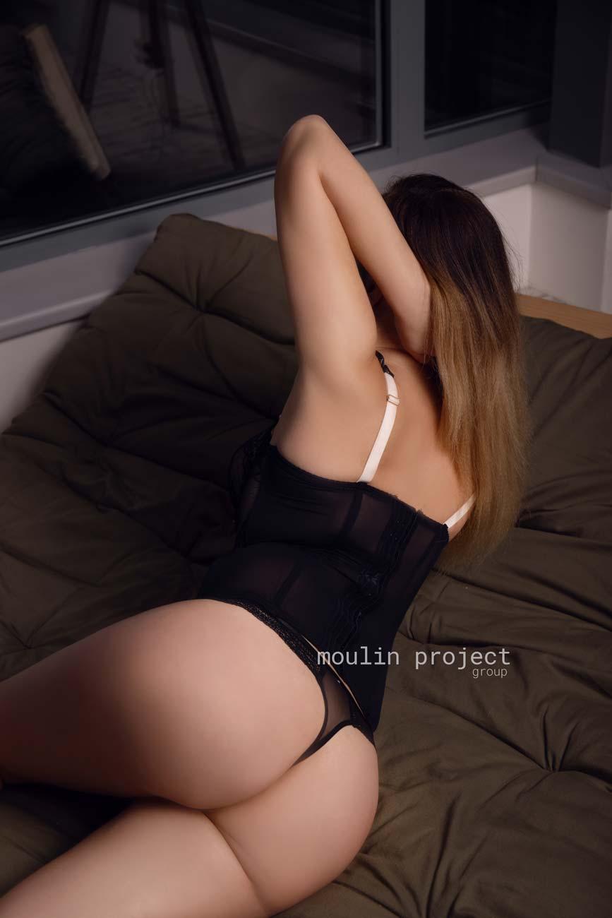 Jasmin Erotic massage in Prague