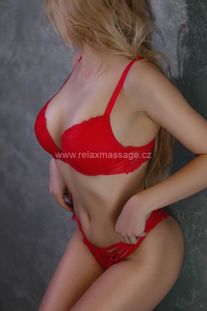 Lilu erotic massage in Prague