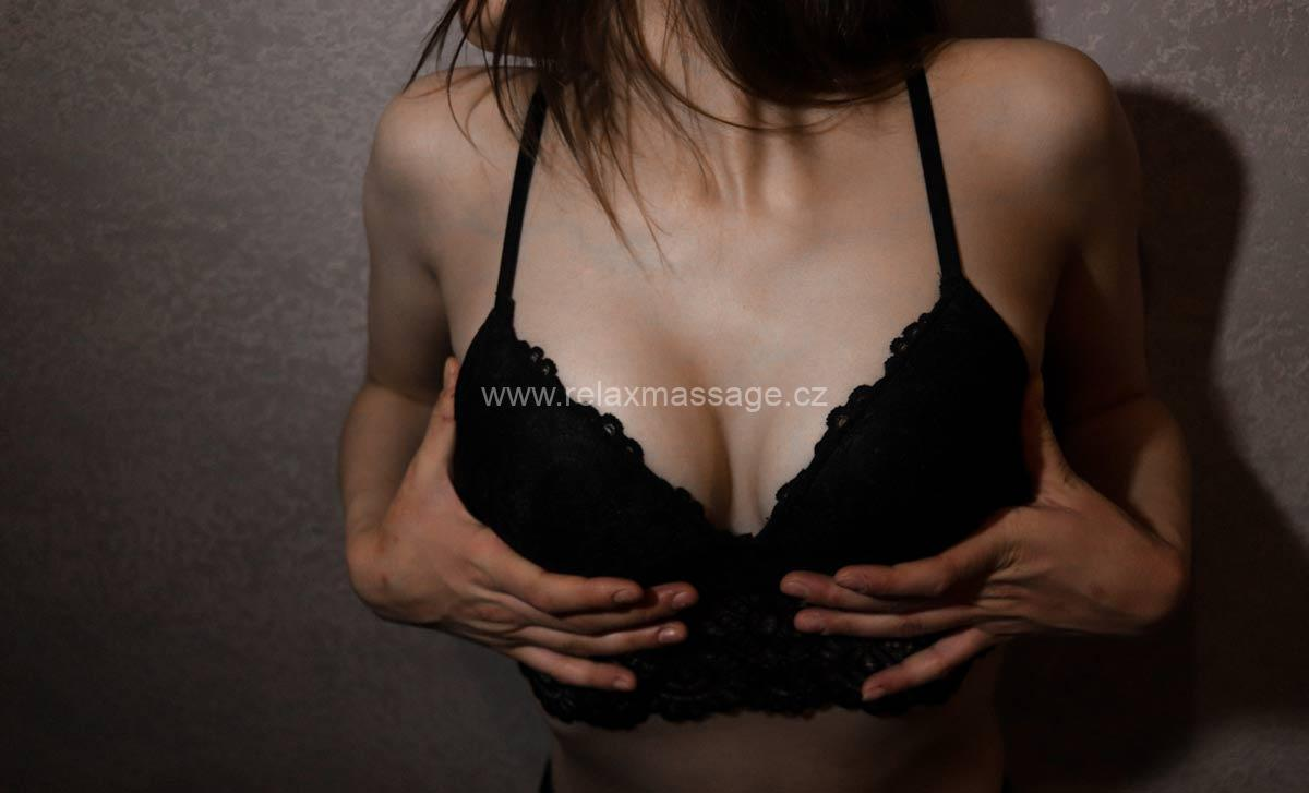 Rita Erotic massage in Prague