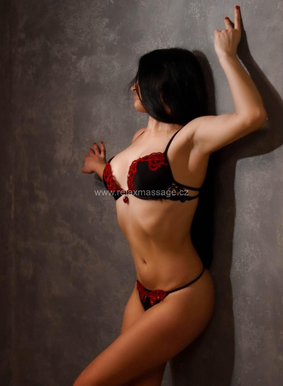 Sofy the best erotic massage in Prague