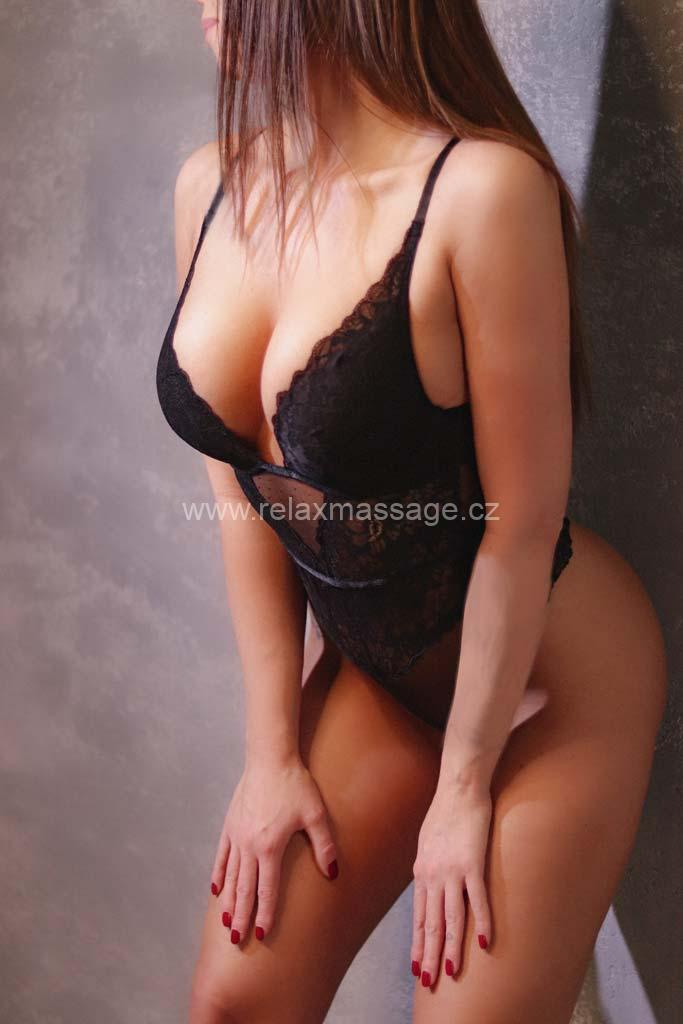Sabina Erotic Tantra massage Prague