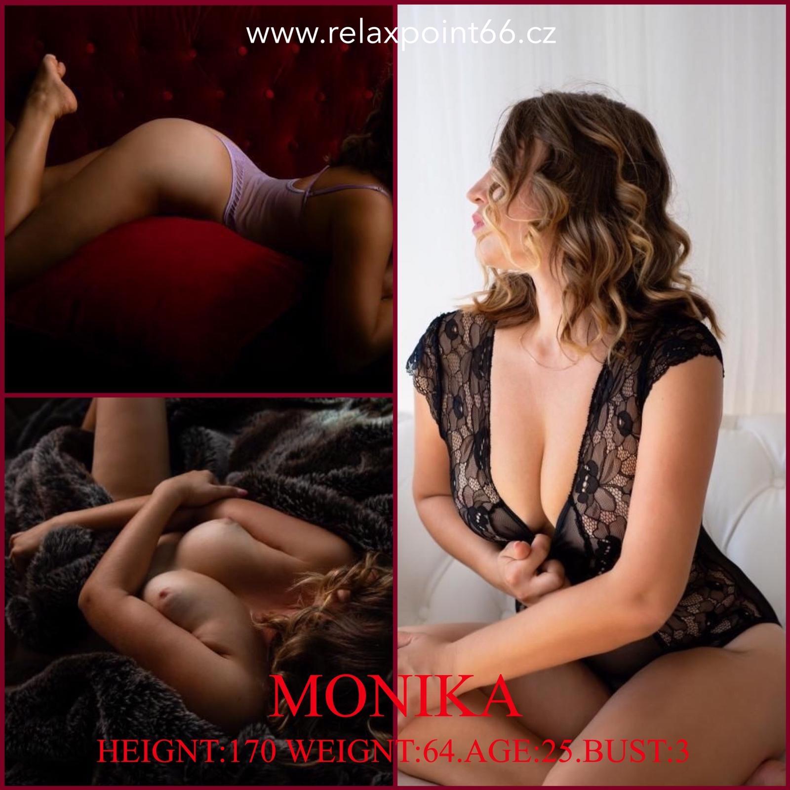 Monika erotic massage Prague